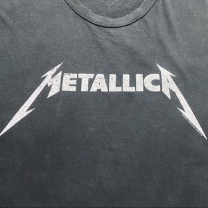 2015 Bravado METALLICA Black Shirt | Men's Large